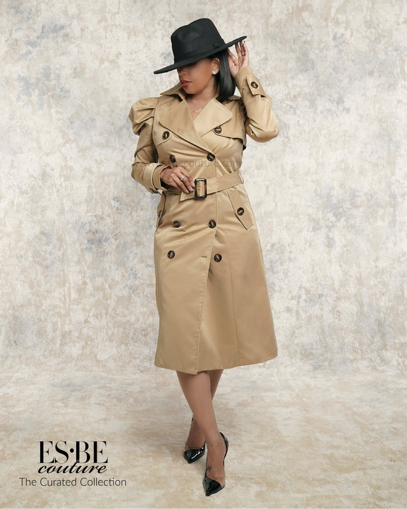Image of New Yorker Trench Coat