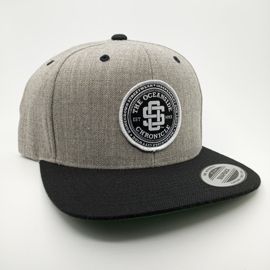Image of Decade 1 Snapback (Two Tone)