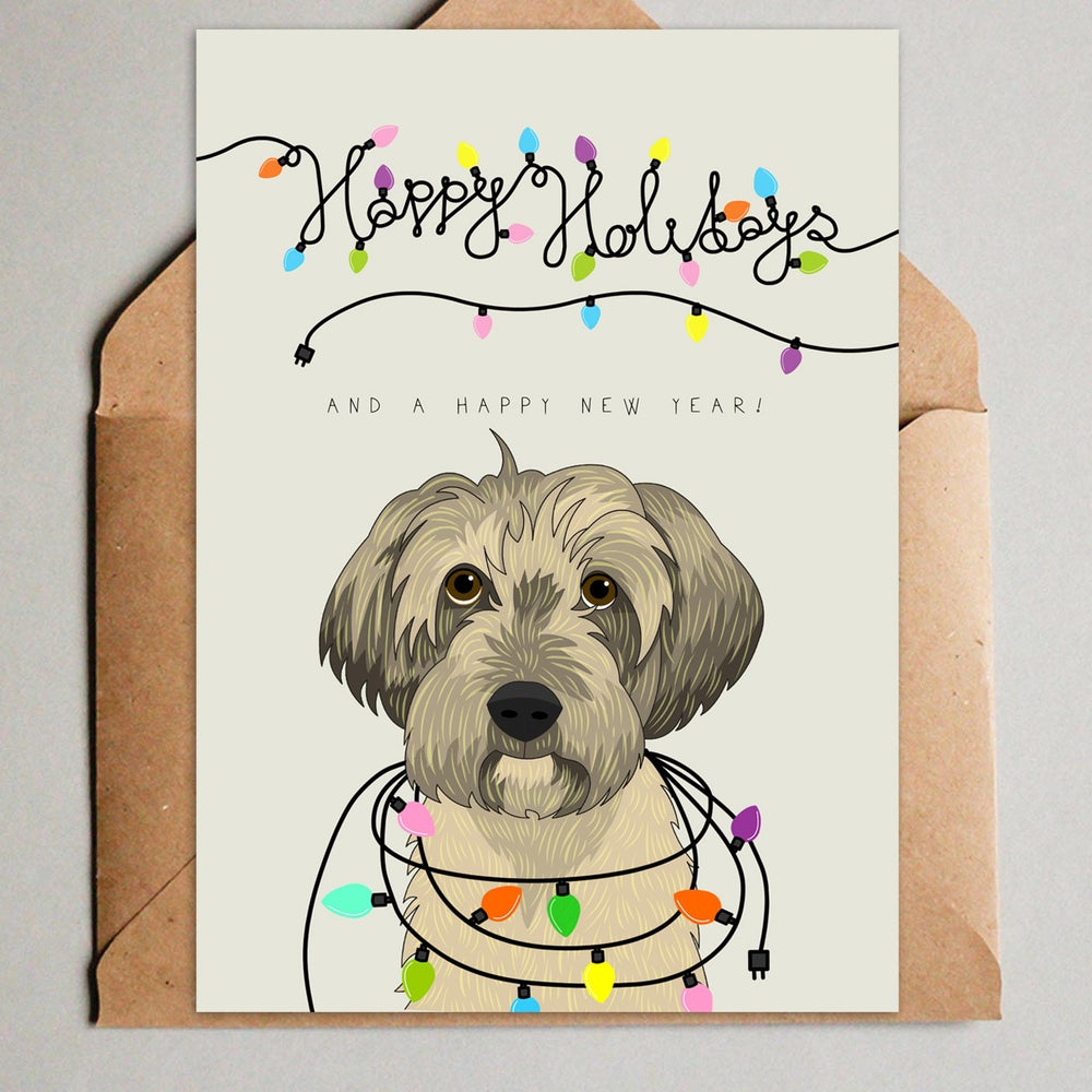 Image of      Printable Happy Holiday Cards.