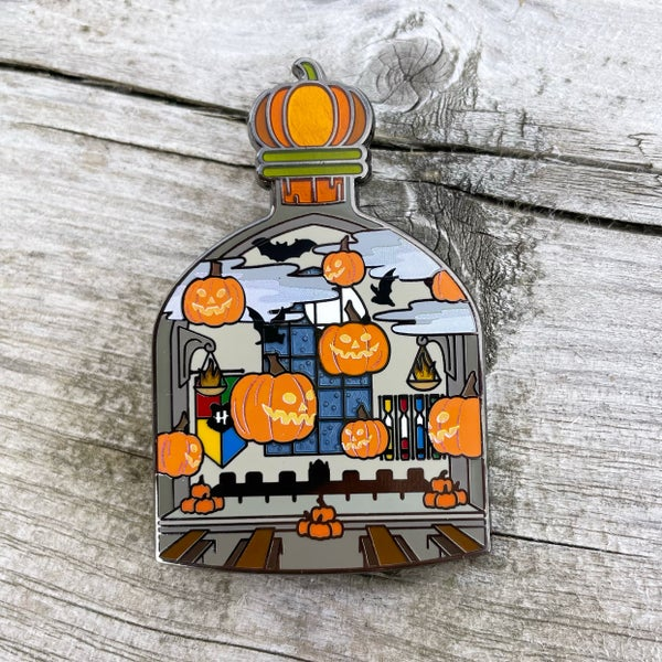 Image of Halloween Feast Pin V2