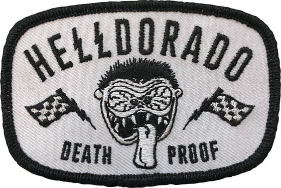 Image of DEATH PROOF PATCH