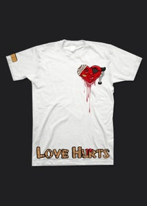 Image of The Love Hurts T-Shirt (Men's)