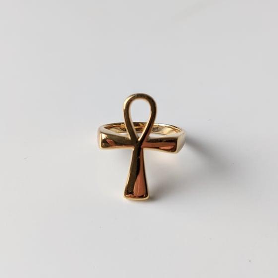 Image of Ankh Ring
