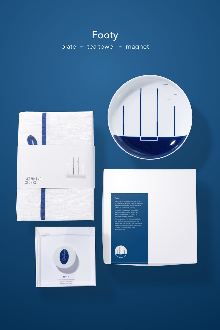 Image of Footy gift set 1