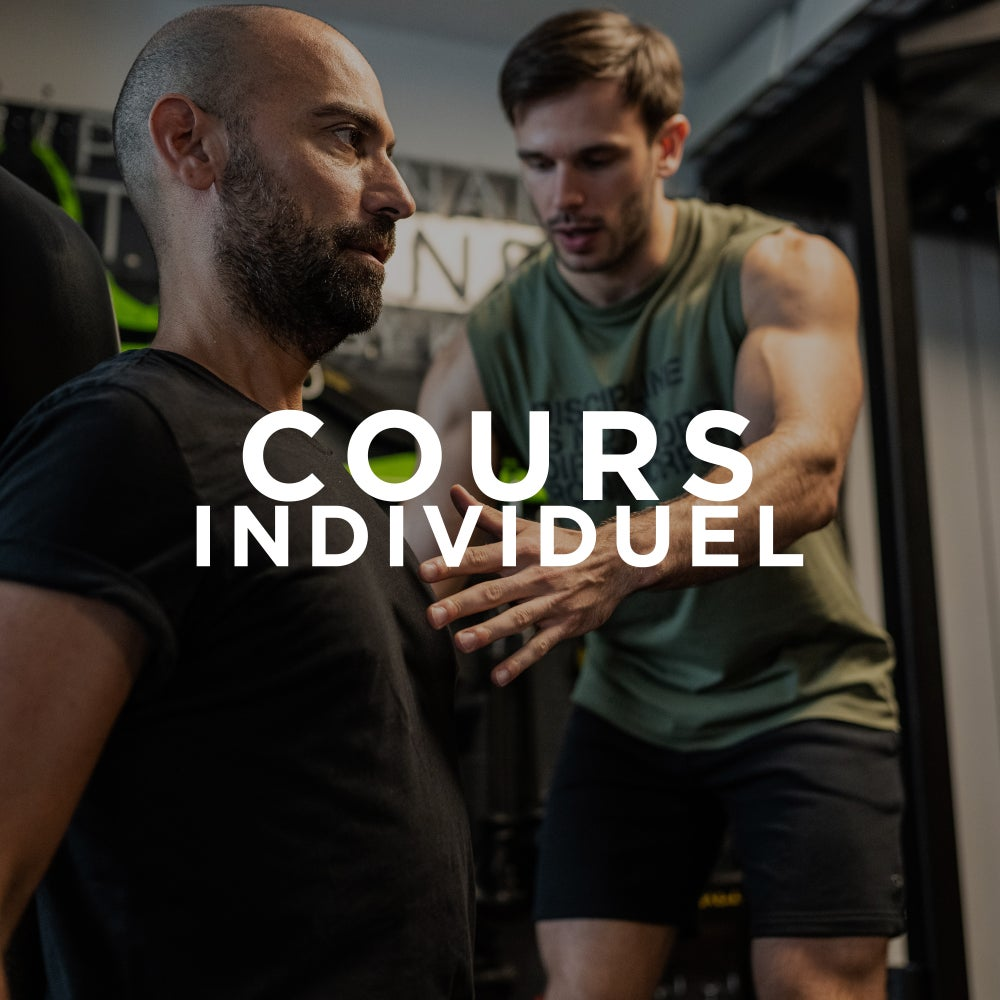 Image of COURS INDIVIDUEL