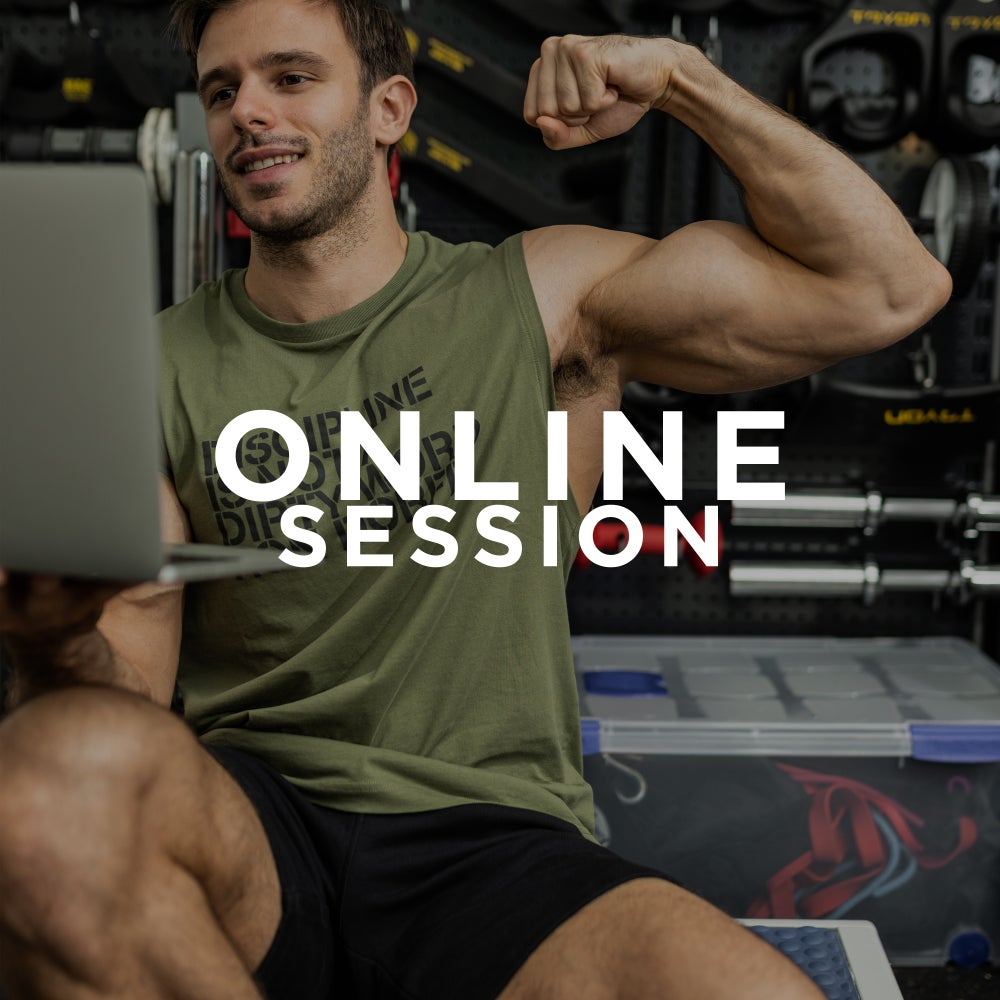 Image of ONLINE SESSION
