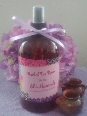 Image of Herbal Tea Rinses