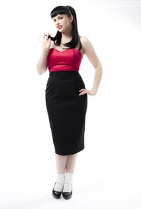 Image of 'Smitten' skirt - unlined