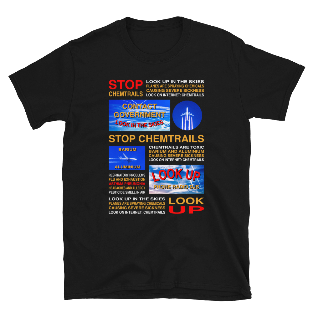 Image of Chemtrails Shirt