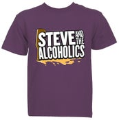 Image of T-Shirt (Purple)