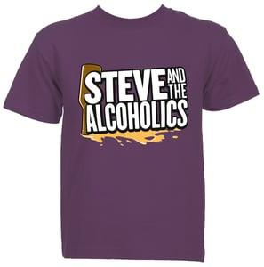 Image of T-Shirt (Purple)