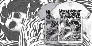 "Image of T-Shirt ""Colourise The Ocean"" Men"