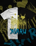Image of K!ARU PartyWood Shirt (Black or White)