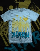 Image of K!ARU PartyWood Shirt (Light Blue)