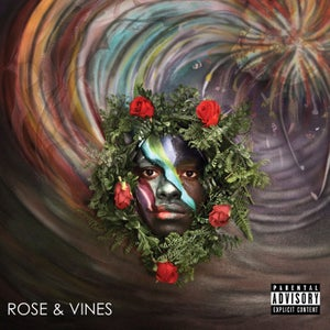 Image of Rose & Vines Hard Copy