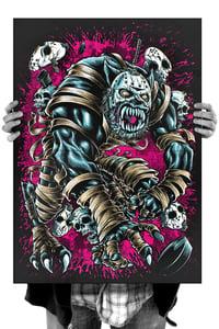 Image of Werewolf poster