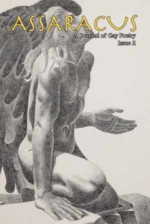 Image of Assaracus: A Journal of Gay Poetry/Issue 2 (Mohring, Klein, Kelley, Riel, etc.)