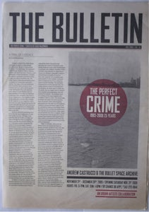 "Image of ""25 Years"" The Perfect Crime, Bullet Space Archive"