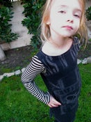 Image of G n R Esme Rockcycled (tm) dress 3t