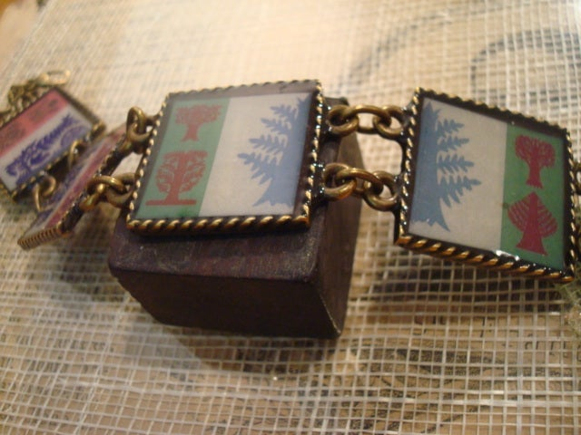Image of Pulsera - Antique