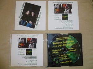 Image of Monica and The Explosion DVD single