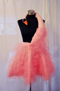Image of Pink Swan Party Dress