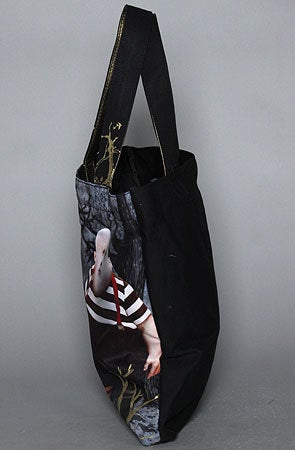 Image of Alice in Wonderland Tweedle Tote