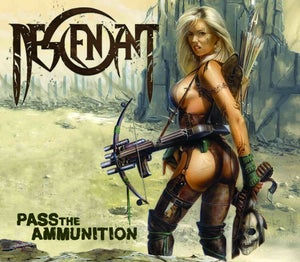 Image of Pass The Ammunition (New Album)