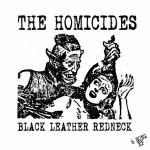 "Image of The Homicides - 'Black Leather Redneck' 12"" EP"