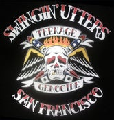 Image of Swingin Utters- Teenage Genocide (color) t shirt