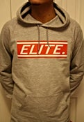"Image of ""ELITE. Banner"" Pull-Over"