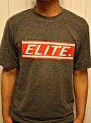 "Image of ""ELITE. Banner"" Tee"