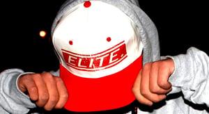 Image of ELITE. Vintage Strapback