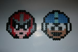 Image of Large Nintendo Character Pins