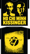 Image of HO CHI MINH KISSINGER shirt
