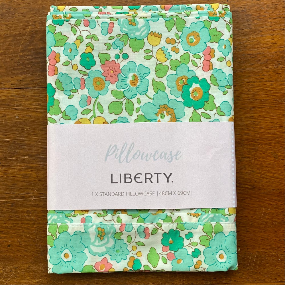 Image of Liberty Pillowcase - Betsy D (Exclusive)