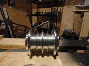 Image of Jr's Cycle Triple Peak Spool