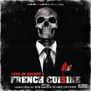 Image of SONS OF SECRET - FRENCH CUISINE