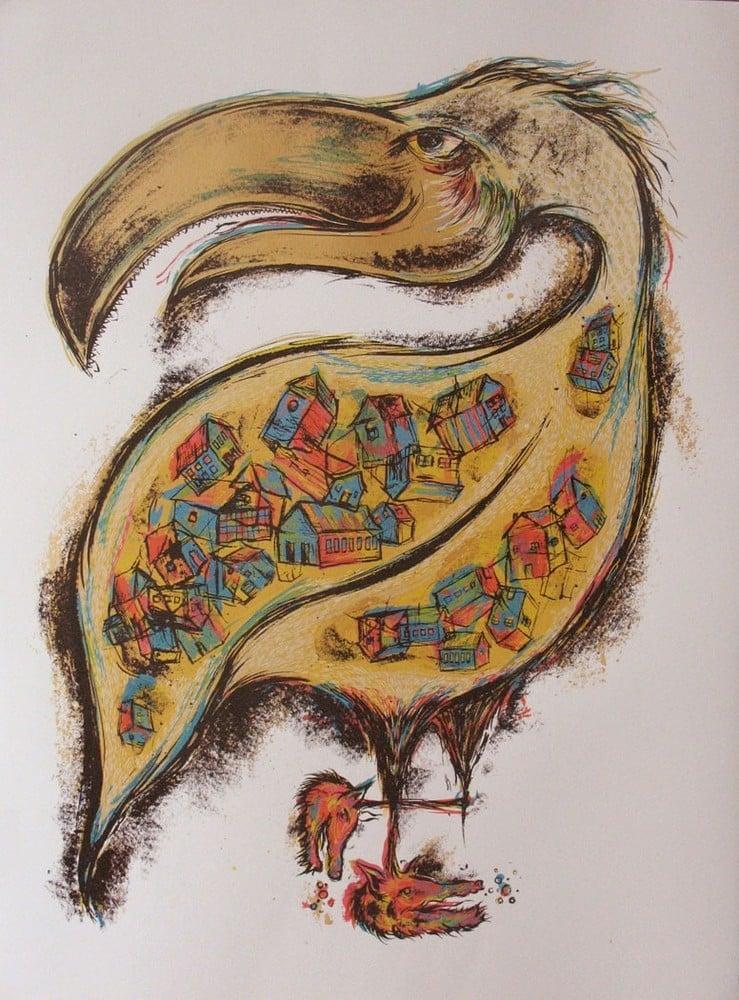Image of Consumption Bird