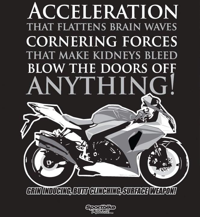 Image of Acceleration T-Shirt