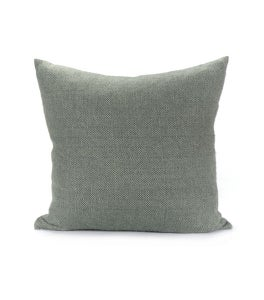 Image of DAKAR PILLOW celadon | steel