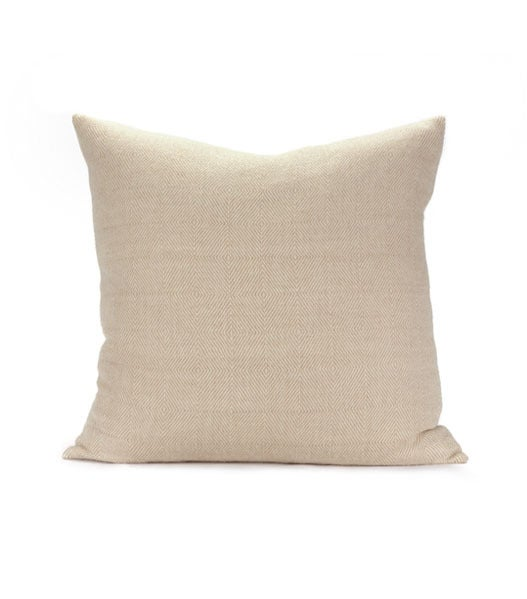 Image of DAKAR PILLOW camel | oyster