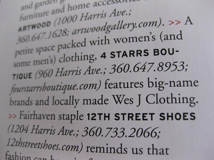 Image of Wes J Featured @ Seattle Magazine