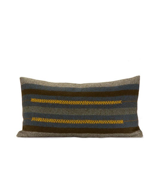 Image of GADE CHIEF PILLOW ocean | mole 12x20