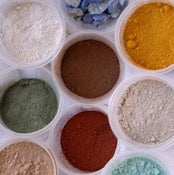 Image of Individual Pigments