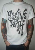 Image of Pigeons of Death Logo Tee