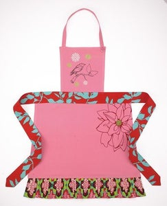 Image of Honeysuckle Apron