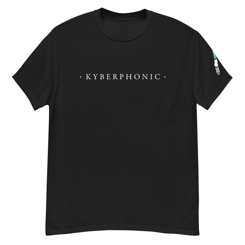 Image of Kyber Text Tee