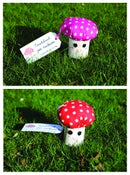 Image of Toadstool Pin Cushion