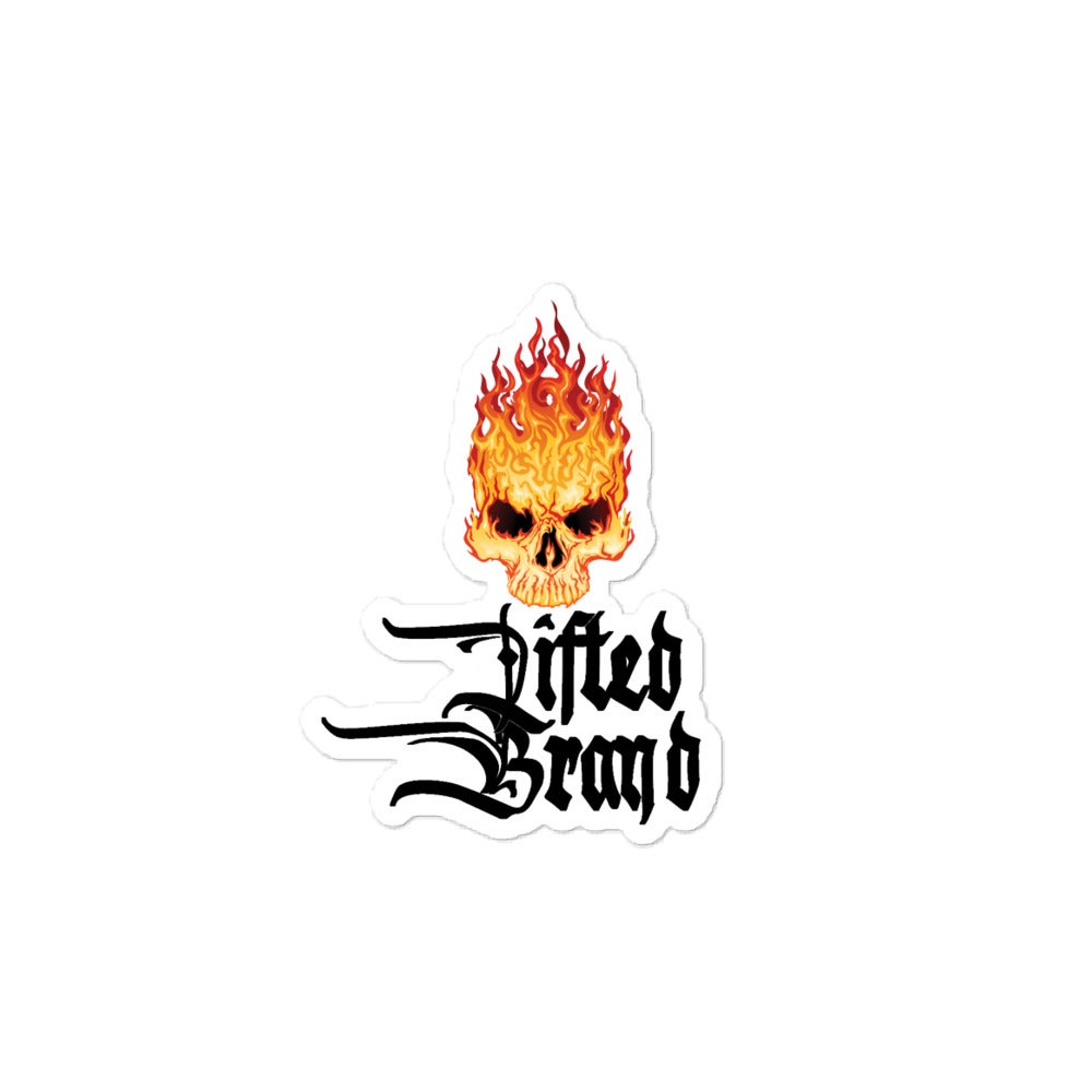 Image of FLAME STICKERS
